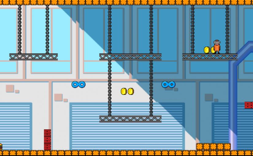 TinyGoon – TowerFall clone in WebGL