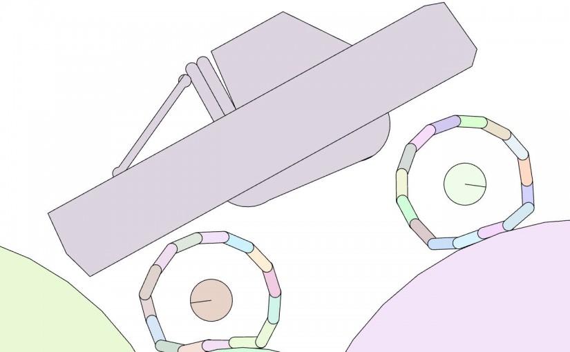 p2.js soft wheel vehicle tutorial